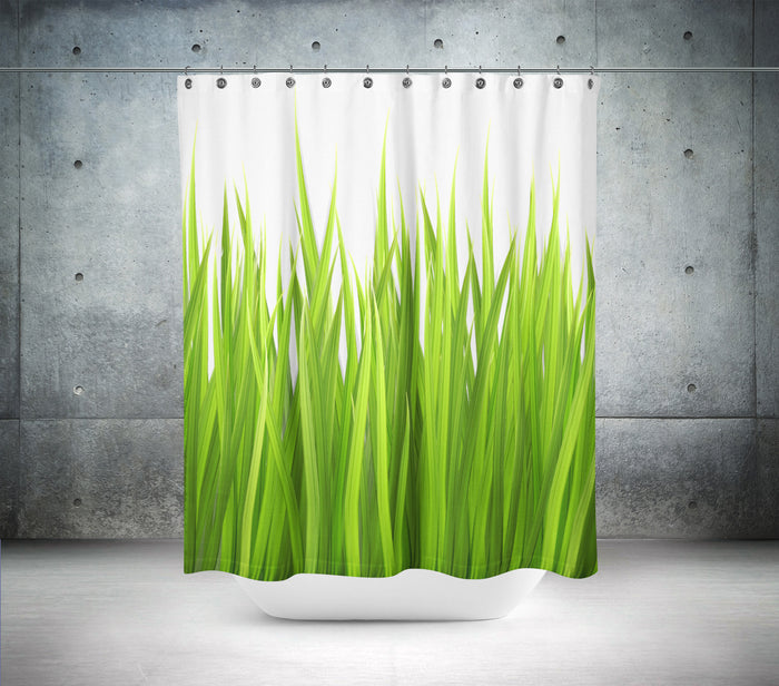 In the Long Grass Shower Curtain