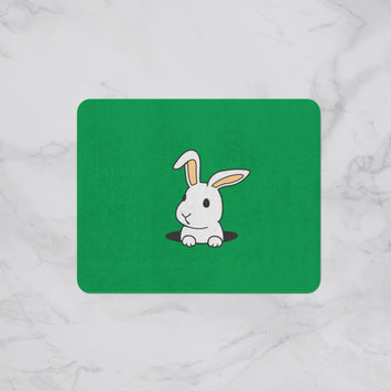 The Rabbit Hole Kids Designer Bath Mat, Custom Sizes and Designs Are Available, Why Not Design Your Own