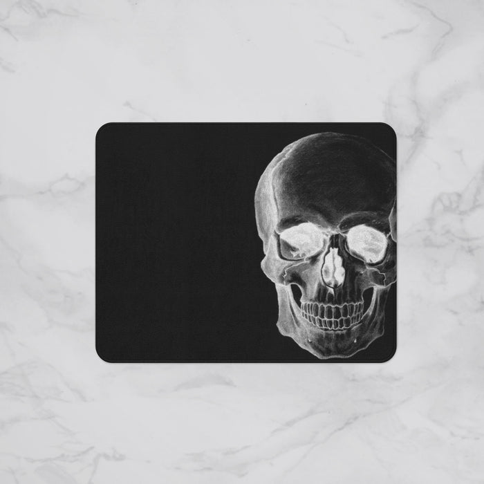 Retro Skull Designer Bath Mat, Custom Sizes and Designs Are Available, Why Not Design Your Own