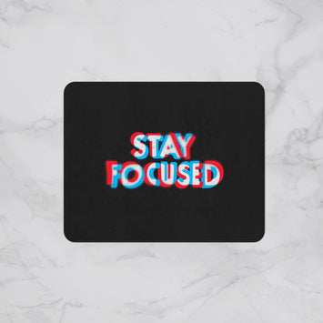 Stay Focused Designer Bath Mat, Custom Sizes and Designs Are Available, Why Not Design Your Own