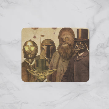 Victorian Star Wars Designer Bath Mat, Custom Sizes and Designs Are Available, Why Not Design Your Own