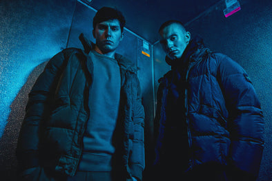 Stone Island F/W 19 Shoot at Picadilly Creamery and MOCA