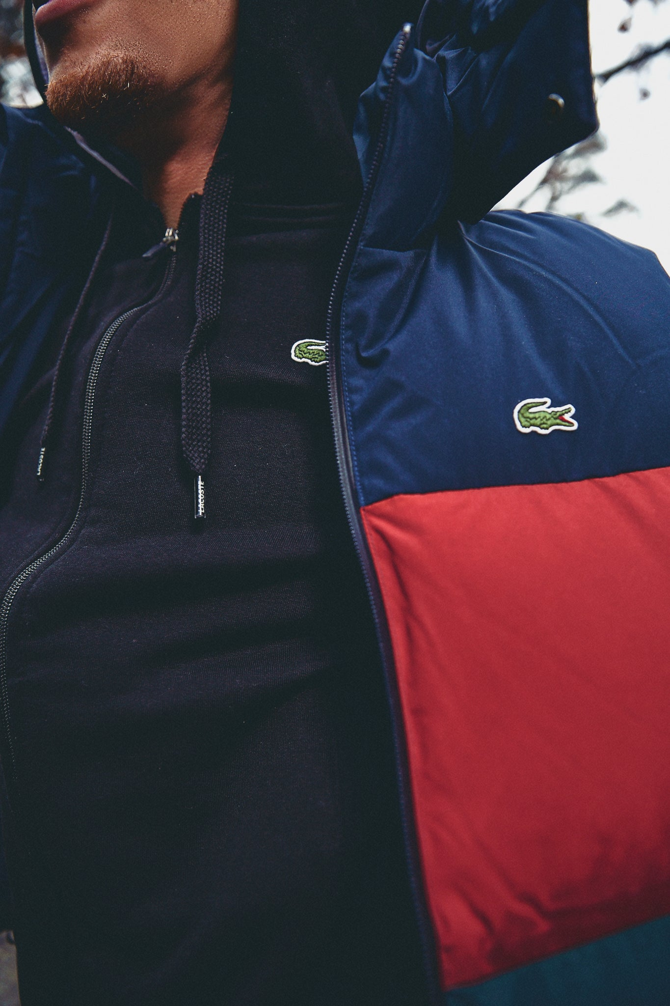 Lacoste New Arrivals