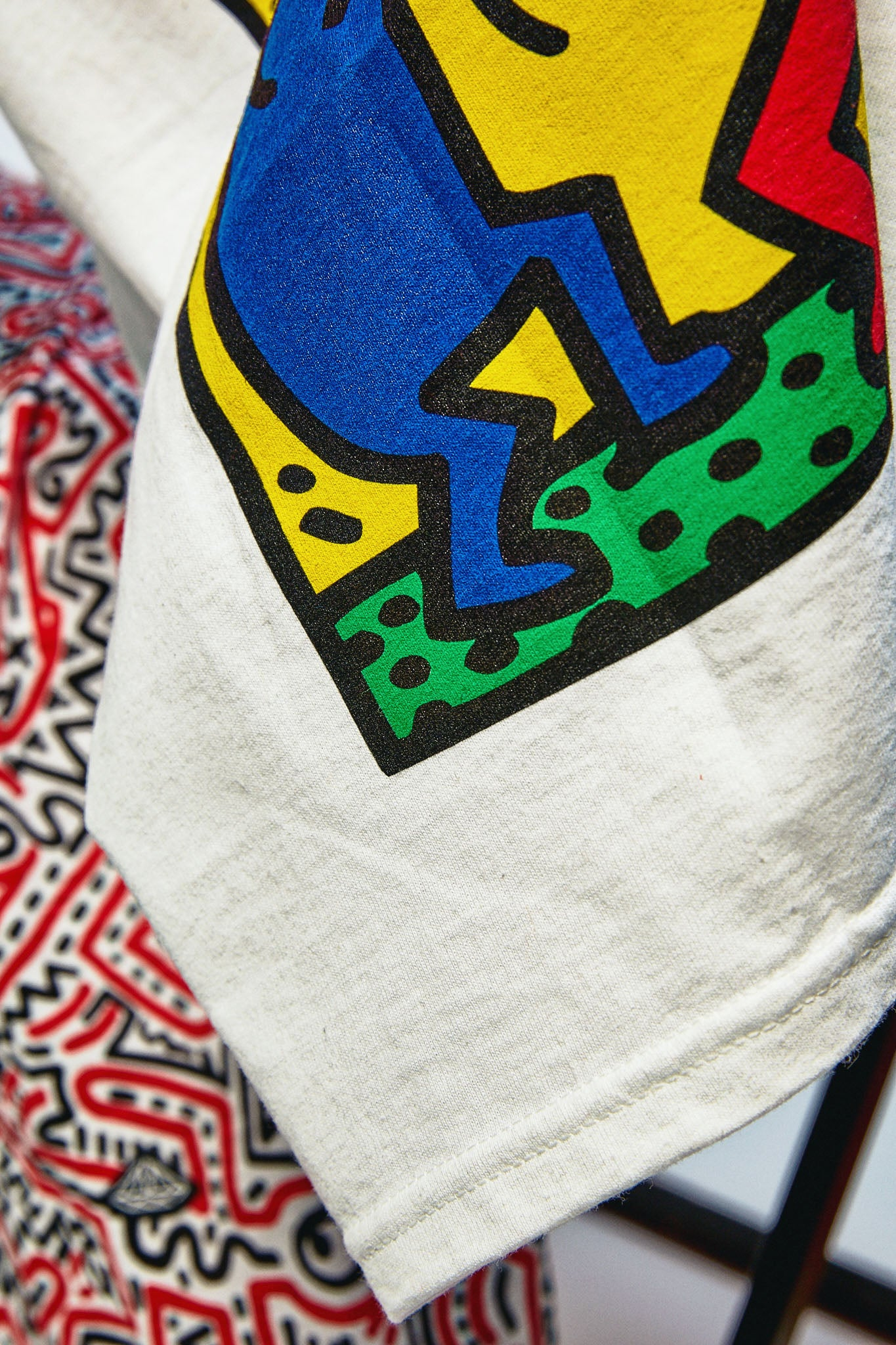 Keith Haring x Diamond Supply Co.