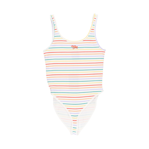 Nike Women's Striped Bodysuit - Rule of Next Apparel
