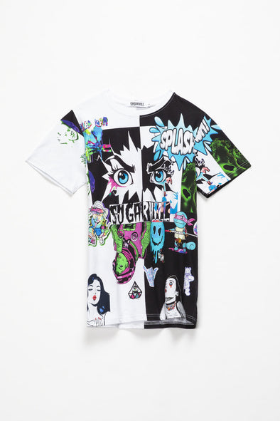 Sugarhill Psycho T-Shirt - Rule of Next Apparel