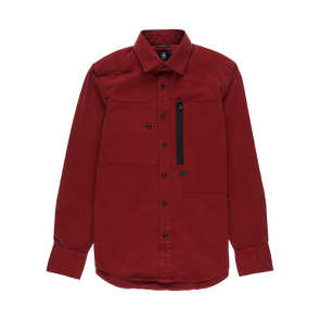 G-Star RAW Powel Slim Long Sleeve Shirt - Rule of Next Apparel