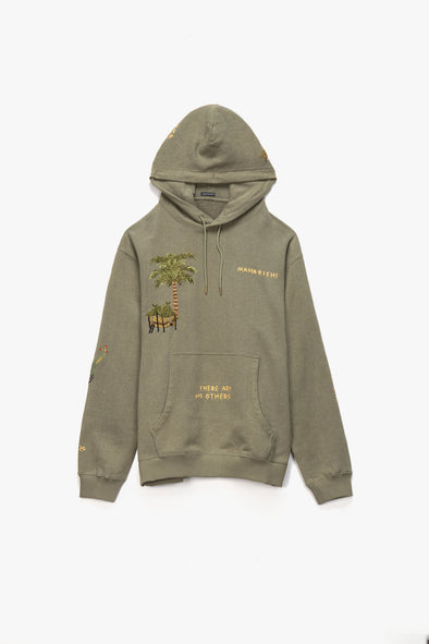 Maharishi Story Cloth Hoodie - Rule of Next Apparel
