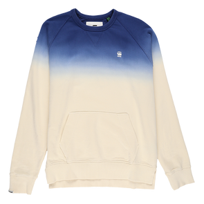 G-Star RAW Dip Dye Crewneck - Rule of Next Apparel
