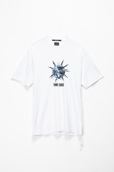 Ksubi Time Crisis T-Shirt - Rule of Next Apparel