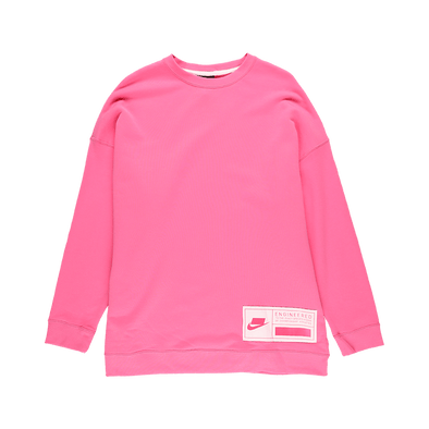 Nike Women's Oversized Fleece Crewneck - Rule of Next Apparel
