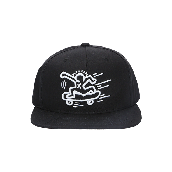 Diamond Supply Co. Keith Haring x Skating Snapback - Rule of Next Accessories