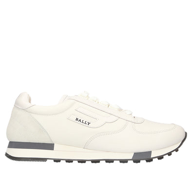 Bally Gavino Leather Running Sneakers - Rule of Next Archive
