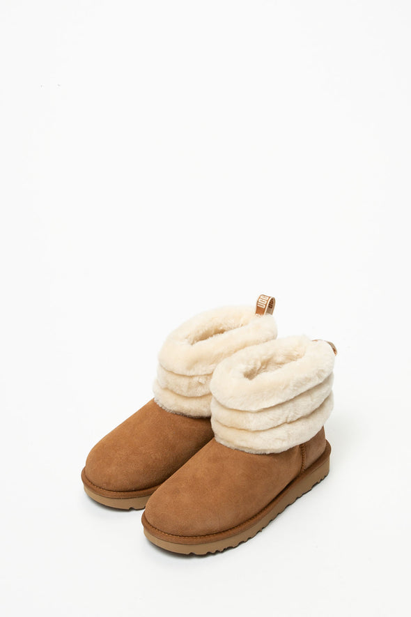 Ugg Women's Fluff Mini Quilted - Rule of Next Footwear
