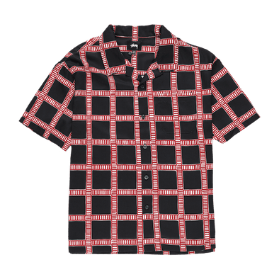 Stüssy Hand Drawn Plaid Shirt - Rule of Next Apparel