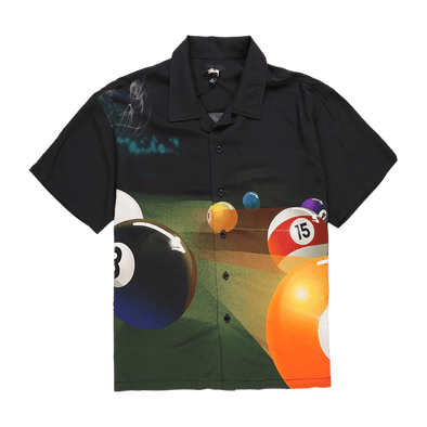 Stussy Pool Hall Shirt - Rule of Next Apparel