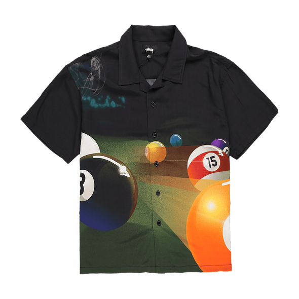 Stüssy Pool Hall Shirt - Rule of Next Apparel