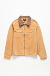 Stüssy Washed Canvas Work Shirt - Rule of Next Apparel