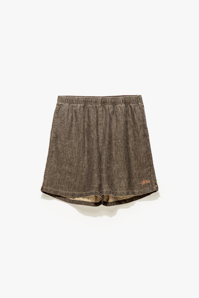 Stüssy Boxy Linen Shorts - Rule of Next Apparel