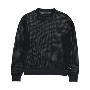Stüssy Pigment Dyed Cotton Mesh Sweater - Rule of Next Apparel