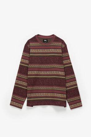 Stüssy Sumatra Long Sleeve T-Shirt - Rule of Next Apparel
