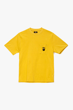 Stüssy 8 Ball Pocket T-Shirt - Rule of Next Apparel