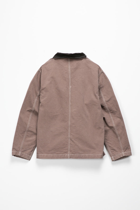 Stüssy Brushed Moleskin Chore Jacket - Rule of Next Apparel
