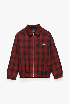 Stüssy Shadow Plaid Bryan Jacket - Rule of Next Apparel
