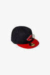 New Era Cleveland Indians Cooperstown Collection 59FIFTY - Rule of Next Accessories