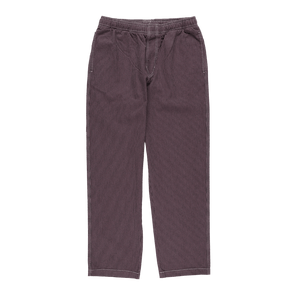 Stüssy Overdyed Hickory Relaxed Pants - Rule of Next Apparel