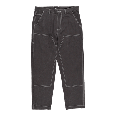 Stussy Solid Linen Work Pants - Rule of Next Apparel