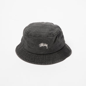 Stüssy Stock Washed Bucket Hat - Rule of Next Accessories
