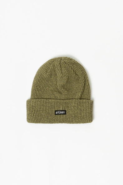 Stüssy Small Patch Watchcap Beanie - Rule of Next Accessories