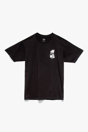 Obey Hand Of Time T-Shirt - Rule of Next Apparel