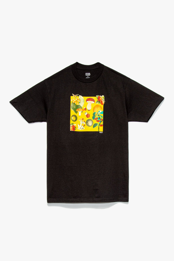 Obey Fruits & Mushrooms T-Shirt - Rule of Next Apparel