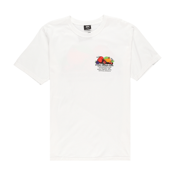 Stüssy Fresh Fruit T-Shirt - Rule of Next Apparel