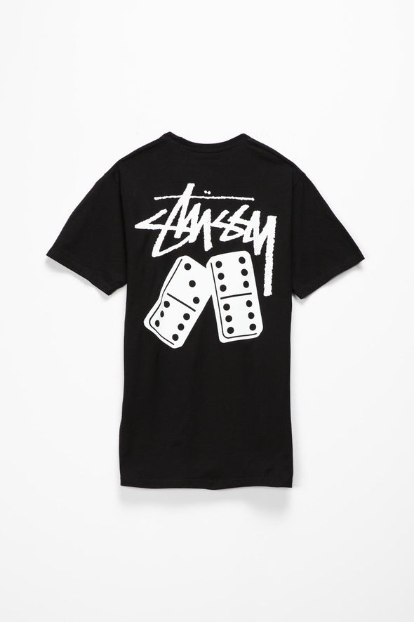 Stüssy Dominoes T-Shirt - Rule of Next Apparel