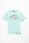 Stüssy Flower Collegiate T-Shirt - Rule of Next Apparel