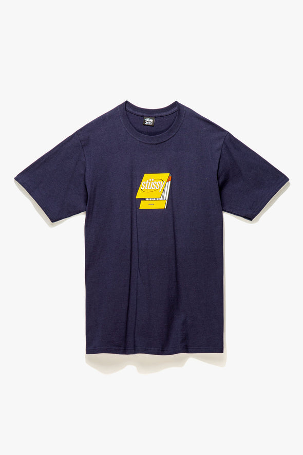 Stüssy Matchbook T-Shirt - Rule of Next Apparel