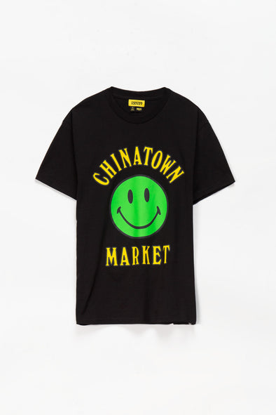 Chinatown Market Smiley Multi T-Shirt - Rule of Next Apparel