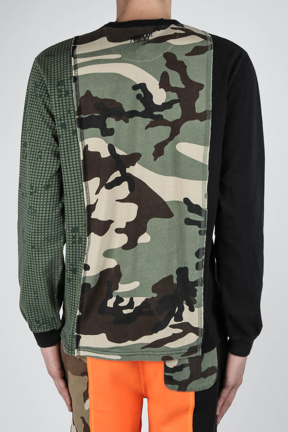 10.Deep Many Wars Long Sleeve Tee Shirt - Rule of Next Archive