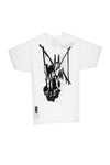Marc Jacques Burton Skull Graff Festival T-Shirt - Rule of Next Apparel
