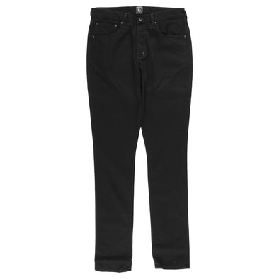 PRPS Le Sabre Black Raw Denim - Rule of Next Apparel