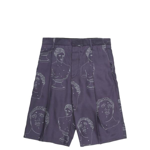 Band of Outsiders Single Pleat Shorts - Rule of Next Apparel