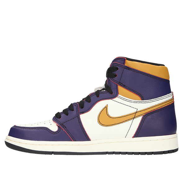 "Air Jordan Nike SB x Air Jordan 1 High OG ""Lakers/Bulls"" - Rule of Next Archive"