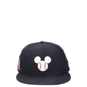 New Era Mickey Mouse Baseball Fitted Hat - Rule of Next Accessories