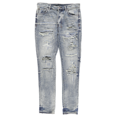 Ksubi Chitch Dynamite Trashed Denim - Rule of Next Apparel