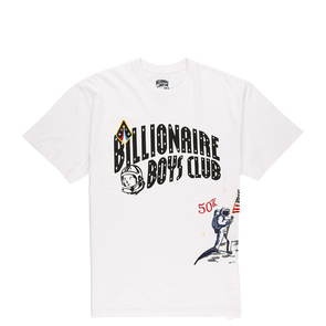 Billionaire Boys Club Moonwalk T-Shirt - Rule of Next Apparel