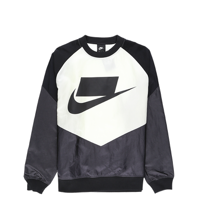 Nike Raglan Crewneck - Rule of Next Apparel