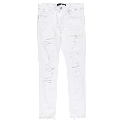 Jordan Craig Skinny Distressed Denim - Rule of Next Apparel